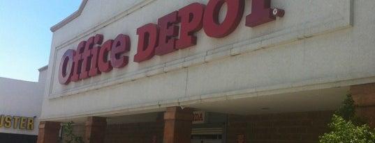 Office Depot is one of Locais curtidos por Victoria.
