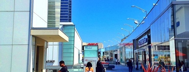 Westfield Century City is one of LA.