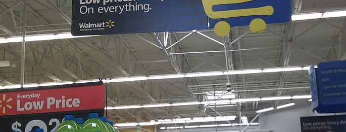 Walmart Supercenter is one of al's Liked Places.