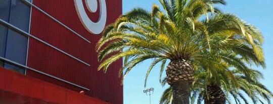 Target is one of Lugares favoritos de Jamie.