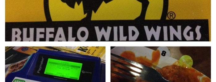 Buffalo Wild Wings is one of Been There, Ate It.