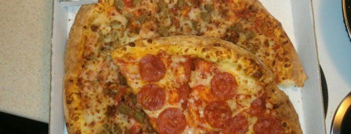 Papa John's Pizza is one of Maria 님이 좋아한 장소.