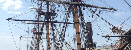 HMS Surprise is one of San Diego.