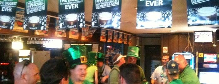 Maloney's Pub East is one of Don't Stop Believin' Badge - Cincinnati Venues.