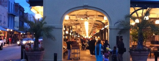 French Market is one of New Orleans!.