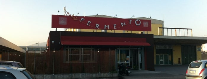 "Fermento is one of Ristoranti ""particolari""."