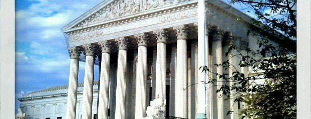 Supreme Court of the United States is one of Washington DC.
