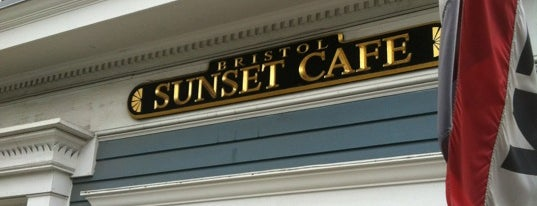 Sunset Cafe is one of Rhode.