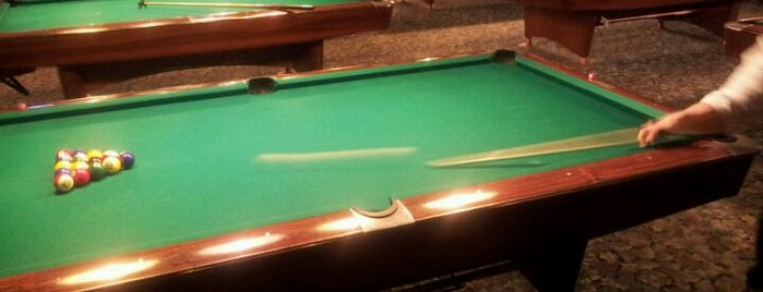 Shooters Billiard & Pro Shop is one of City Pages Minneapolis 100% 10x.