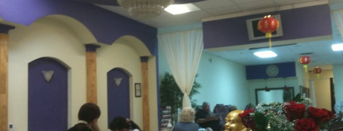 Ashley Nails & Spa is one of Jenny's Liked Places.