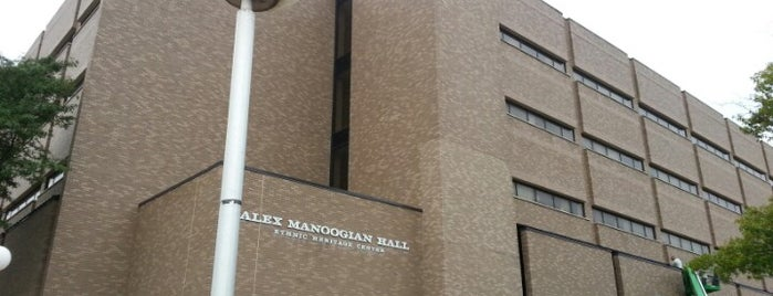 Alex Manoogian Hall is one of Orte, die Kayla gefallen.