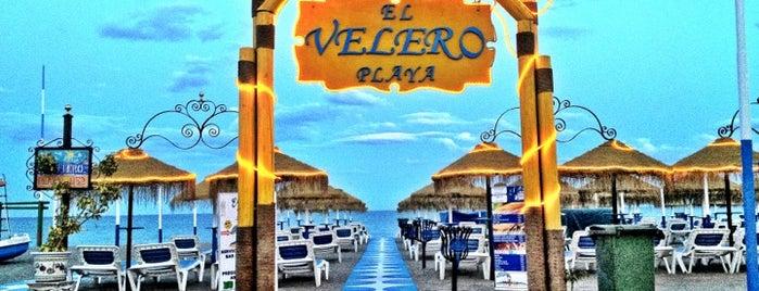 El Velero is one of Torremolinos.