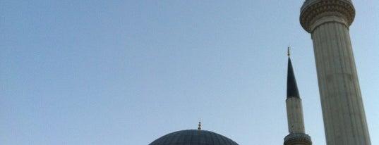 İmam-ı Azam Camii is one of Lugares favoritos de ASYA.