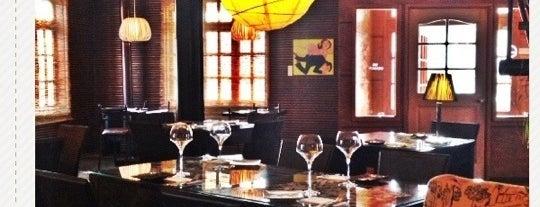 Restaurant Sibaris is one of Tempat yang Disimpan Haron J..