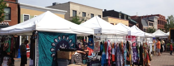 Eastern Market is one of DCCL.