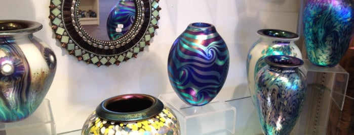 Campbell Pottery Store and Gallery is one of PA Retail Polka.