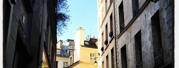 Rue de Buci is one of Paris.