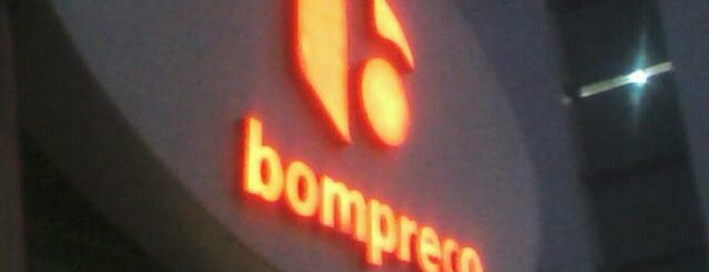 Bompreço is one of Locais curtidos por Gabriela.