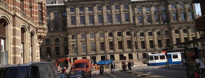 Gemeente Amsterdam Stadsloket Centrum is one of Orte, die Arzu gefallen.