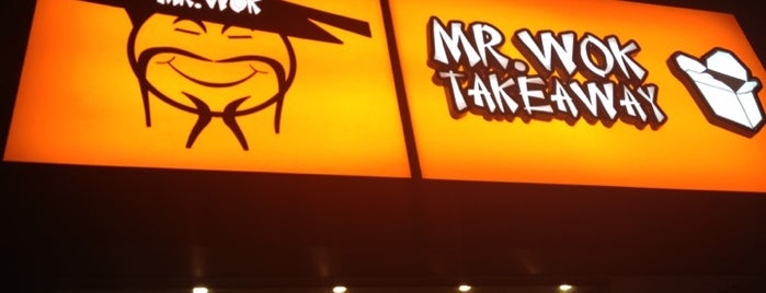 Mr.Wok is one of The best value restaurants in Egypt.