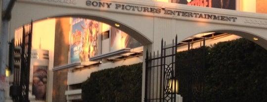 Sony Pictures Studios is one of Lugares favoritos de Héctor.