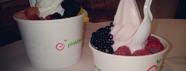 Pinkberry is one of Dubai Food 3.