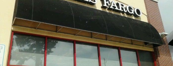 Wells Fargo is one of Orte, die rodney gefallen.