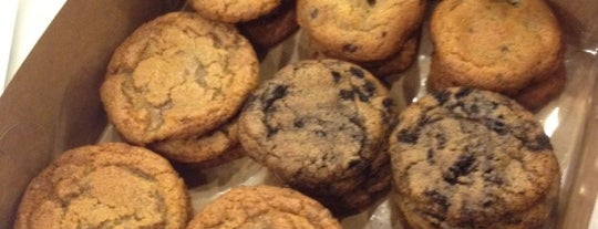 Anthony's Cookies is one of To Try.