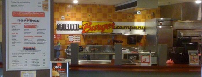 Original Burger is one of Food Critic!.