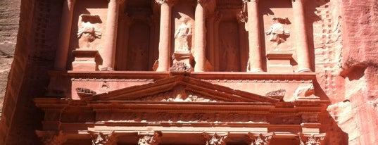 Petra is one of Falafels.