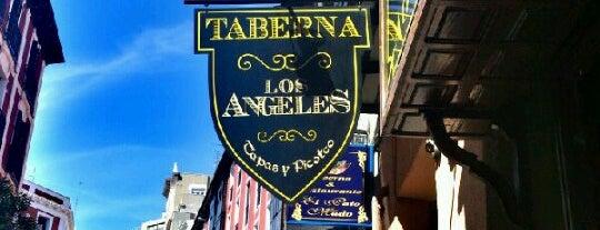 Taberna Los Angeles is one of Comer en Madrid.