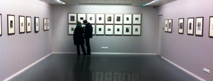 Fondation Henri Cartier-Bresson is one of Paris.