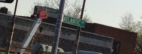 Atlantic Avenue & East New York Avenue is one of IN TOWN.