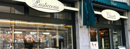 Pasticceria Clivati is one of Lieux sauvegardés par Vancra.