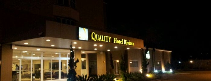 Quality Hotel Jundiaí is one of hotéis.