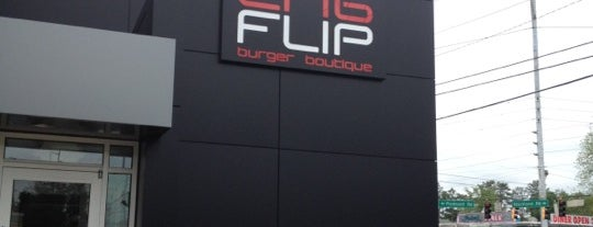FLiP Burger Boutique is one of Dining Out Atlanta Passbook.
