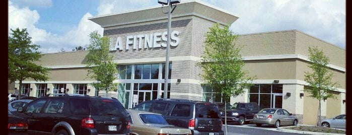 LA Fitness is one of 4sqDay'ın Beğendiği Mekanlar.