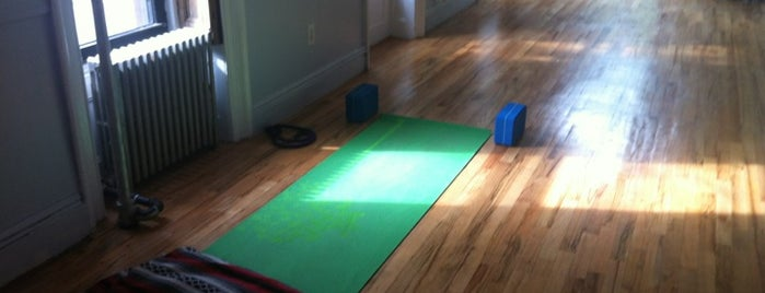 Area Yoga is one of Guide to New York's best spots.