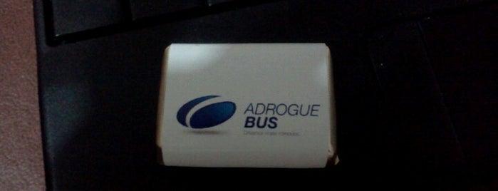 Parada Adrogué Bus is one of Lugares que conozco.