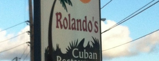 Rolando's Cuban Restaurant is one of Business contacts.