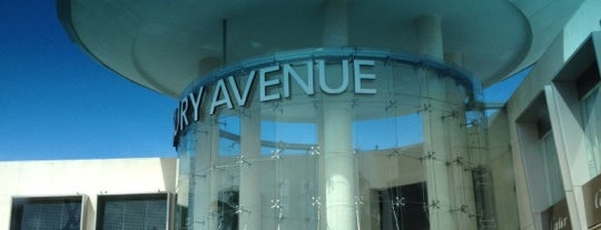 Luxury Avenue is one of Cancun.