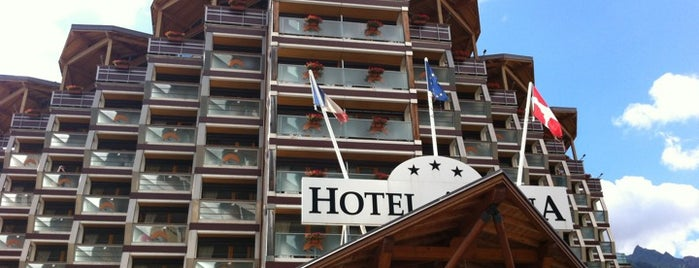 Hotel Alpina is one of Ricardo 님이 좋아한 장소.