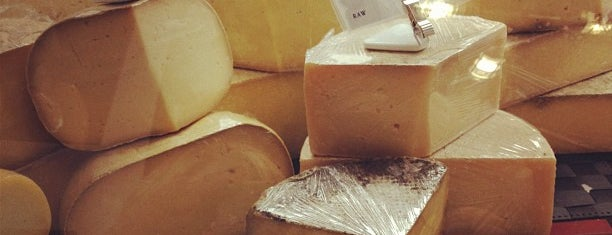 Beecher's Handmade Cheese is one of [NY] Western/Fusion.