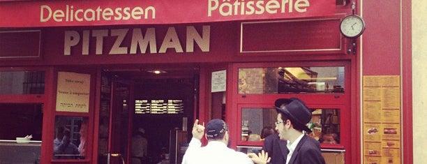 Pitzman is one of Paris.
