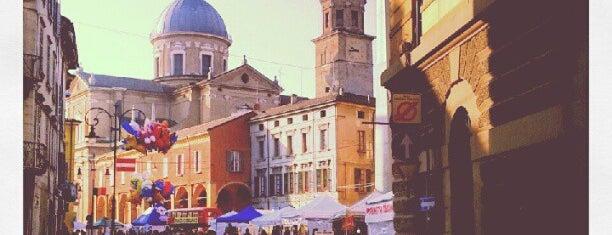 Reggio nell'Emilia is one of Italian Cities.