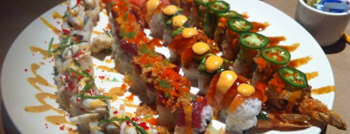Sushi Alive is one of All-time favorites in United States.