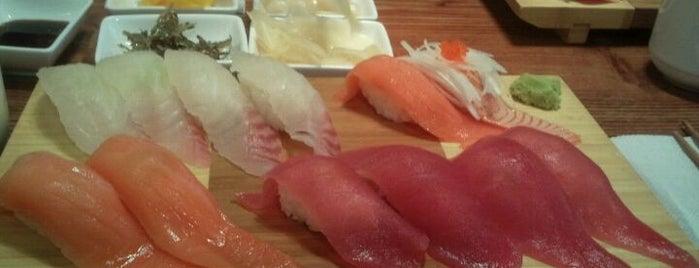 Kuma Sushi is one of 서촌과 북촌.