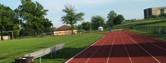 Cheltenham High School Track is one of Places To Visit —  Philadelphia Pennsylvania.