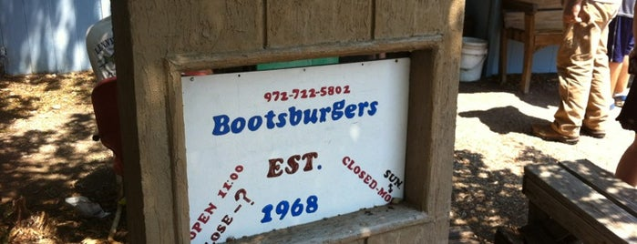 Boots Burgers is one of Posti salvati di Christopher.