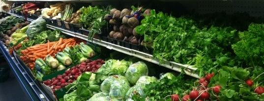 Oakmont Produce Market is one of Somebody recommended.